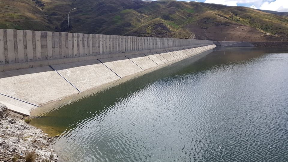 EMBALSE MISICUNI